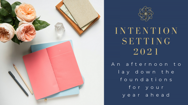 Intention Setting Website
